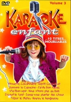 DVD EXTREME KARAOKE ENFANT VOL.03