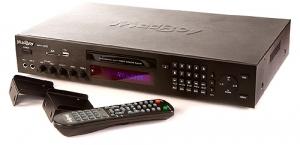 LECTEUR KARAOKÉ DVD/DVX/CDG MADBOY 2000 HDMI PRO + 1 DVD KARAOKÉ KPM OFFERT