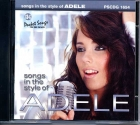 CDG Pocket Songs Adele