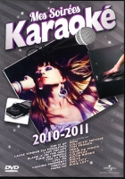DVD MES SOIREES KARAOKE ''ANNES 2010-2011''
