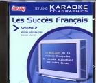 CD(G) KARAOKE LANSAY LES SUCCES FRANCAIS VOL. 02