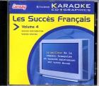 CD(G) KARAOKE LANSAY LES SUCCES FRANCAIS VOL. 04