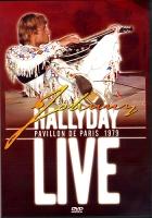 DVD CONCERT AU PAVILLON DE PARIS JOHNNY HALLYDAY