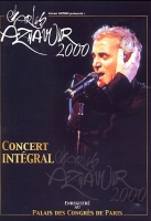 DVD CHARLES AZNAVOUR EN CONCERT 2000