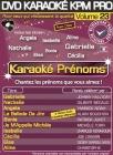 DVD KARAOKE KPM PRO VOL. 23 ''Karaoké Prénoms'' (All)