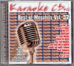 CD(G) KARAOKÉ BEST OF MEGAHITS VOL.32