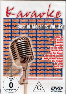 DVD BEST OF MEGAHITS VOL. 32 ''Tubes 2014''