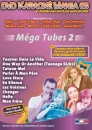 DVD KARAOKE MANIA VOL. 05 ''Mega Tubes 2'' (All)