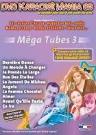 DVD KARAOKE MANIA VOL. 06 ''Mega Tubes 3'' (All)