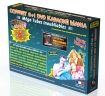 COFFRET 6 DVD + 1 KARAOKE MANIA ''Mega Tubes Inoubliables'' 2 + 10 Stickers POKÉMON