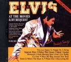 CD(G) PLAY BACK POCKET SONGS ELVIS PRESLEY AT THE MOVIES (livret paroles inclus)