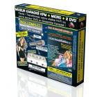 PACK COMPLET KARAOKE KPM MIXEUR + 2 DVD* + MICRO - Les Inoubliables