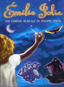 DVD COMÉDIE MUSICALE ÉMILIE JOLIE