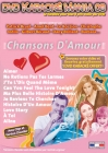 DVD KARAOKE MANIA VOL. 08 ''Chansons D'Amour'' (All)