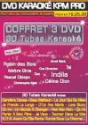 COFFRET 3 DVD KARAOKE KPM PRO ''Stars En Scène 4, 5 et 6'' (All)