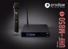 ENSEMBLE COMPLET MICRO DE CHANT PRODIPE PRO M850 DSP UHF