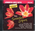 CD(G) PLAY BACK JENNIFER LOPEZ 15 TITRES (livret paroles inclus)
