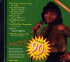 CD PLAY BACK POCKET SONGS HITS OF THE 90'S -Femmes- (livret paroles inclus)
