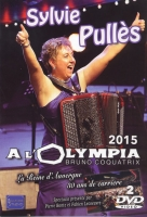 DVD ACCORDÉON SYLVIE PULLÈS ''OLYMPIA 2015'' (DOUBLE DVD)