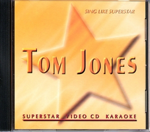 VidéoCD SUPERSTAR TOM JONES (All)