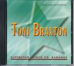 VidéoCD SUPERSTAR TONI BRAXTON (All)