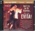 CD(G) PLAY BACK POCKET SONGS EVITA (livret paroles inclus)