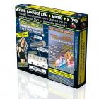 PACK COMPLET KARAOKE KPM MIXEUR + 2 DVD* + MICRO - Tubes D'Aujourd'hui