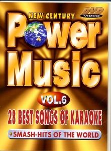 DVD POWER MUSIC VOL.06 (All)