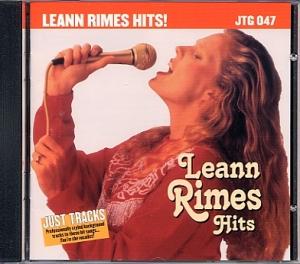 CD(G) PLAY BACK LEANN RIMES HITS (20 TITRES) (livret paroles inclus)