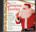 CD(G) PLAY BACK POCKET SONGS CHRISTMAS FAVORITES (livret paroles inclus)