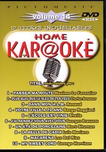 DVD HOME KARAOKE VOL.14 (All)