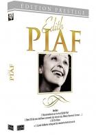 DOUBLE DVD + 1 CD EDITH PIAF EDITION PRESTIGE (INCLUS 1 LIVRET COLLECTOR)