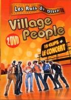 DOUBLE DVD VILLAGE PEOPLE ''LES ROIS DU DISCO'' CLIPS + CONCERT