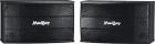 ENSEMBLE KARAOKE PRO PROMO AMPLI/ENCEINTES PRO/2 MICRO HF + 6 DVD KARAOKE PRO