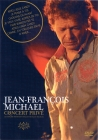 DVD CONCERT JEAN-FRANÇOIS MICHAEL ''Concert Privé''