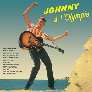 VINYLE JOHNNY HALLYDAY ''Olympia 1962''*