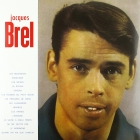 VINYLE JACQUES BREL ''Olympia 1962''*