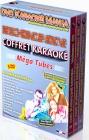 COFFRET 3 DVD KARAOKE MANIA ''Mega Tubes''