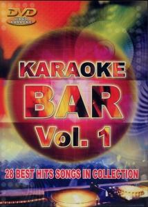 DVD KARAOKE BAR VOL.01