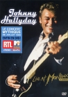 DVD CONCERT JOHNNY HALLYDAY ''Live At Montreux 1988''