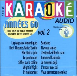 CD PLAY BACK SONY ANNÉES 60 Vol.02 ''Hommes''