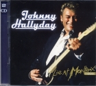 CD DOUBLE JOHNNY HALLYDAY ''Live At Montreux 1988''*