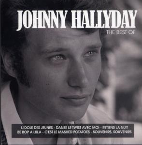 COFFRET 5 CD JOHNNY HALLYDAY ''Best Of Années 60''*
