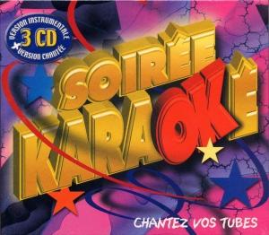 COFFRET 3 CD PLAY-BACK SONY ''Soirée Karaoké''