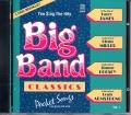 CD(G) PLAY BACK POCKET SONGS BIG BANG CLASSICS VOL.01 (livret paroles inclus)