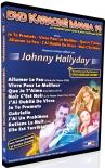 DVD KARAOKE MANIA VOL. 14 ''Johnny Hallyday''