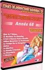 DVD KARAOKE MANIA VOL. 17 ''Année 1968''