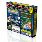PACK COMPLET KARAOKE KPM MIXEUR + 2 DVD* + MICRO - Les Inoubliables 2