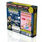 PACK COMPLET KARAOKE KPM MIXEUR + 2 DVD* + MICRO - Chansons D'Amour
