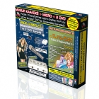 PACK COMPLET KARAOKE KPM MIXEUR + 2 DVD* + MICRO - Tubes D'Aujourd'hui 2
